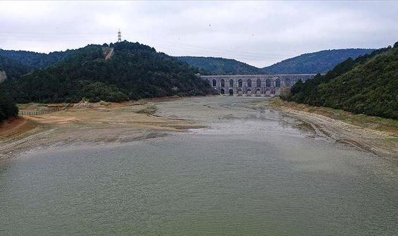 İstanbul'da barajlardaki doluluk oranı artıyor