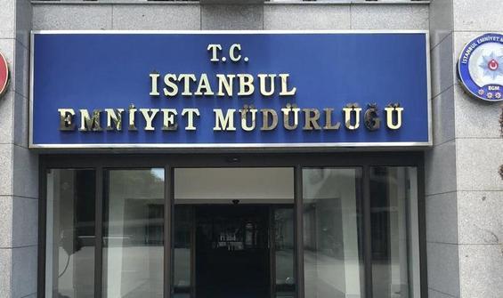 İstanbul Emniyeti'nde bazı müdürlerin yeri değişti