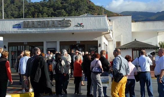 Yunanistan'a ticari vize başvuruları kabul edilmeye başlandı