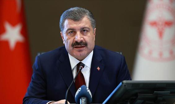 Bakan Koca'dan siyasi parti liderlerine 'aşı' daveti