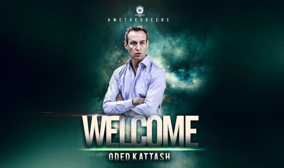 Panathinaikos'da yeni koç Oded Kattash