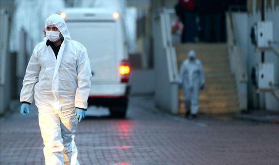 Türkiye'de bugün 170 kişi koronavirüsten hayatını kaybetti