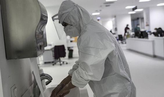 Virüsün hemşirelerde toplu travmaya neden olduğu kanıtlandı