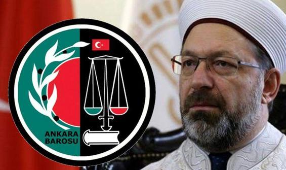 Ankara Barosu yönetimi hakkında soruşturma izni çıktı