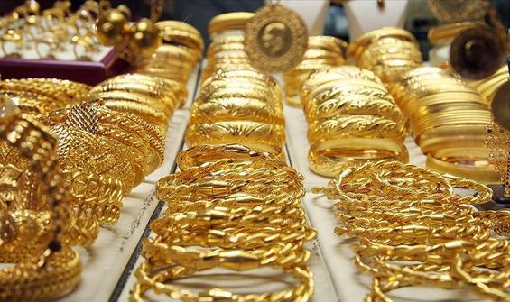 Altın fiyatları toparlanma çabasında