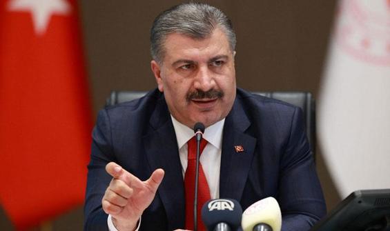 Bakan Koca'dan parti liderlerine aşı daveti