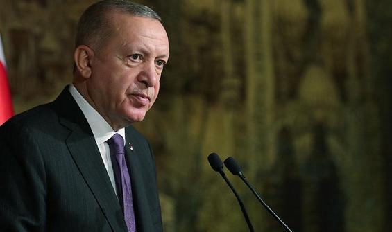 Cumhurbaşkanı Erdoğan'dan faiz açıklaması