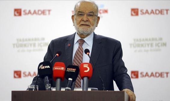 """Karamollaoğlu'dan """"aşı"""" açıklaması"""