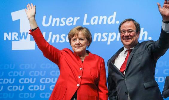 Almanya'da Merkel'in partisine yeni genel başkan