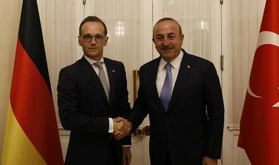 Almanya Dışişleri Bakanı Maas Türkiye'ye geliyor