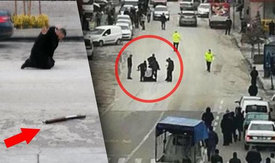 Ankara'da korkutan saatler!