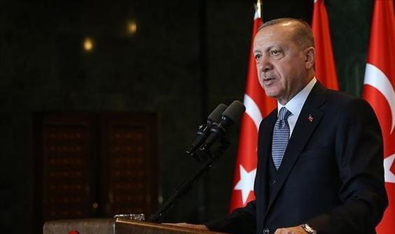 Erdoğan: Ülkemizi aydınlık bir geleceğe hazırlıyoruz