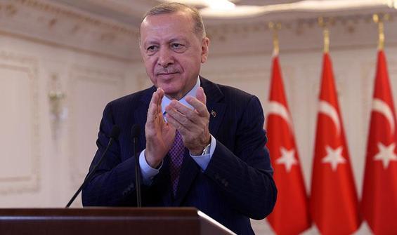 Erdoğan'dan 'enerjide yerli kaynak' mesajı
