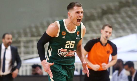 Euroleague'de haftanın en değerlisi Nemanja Nedovic