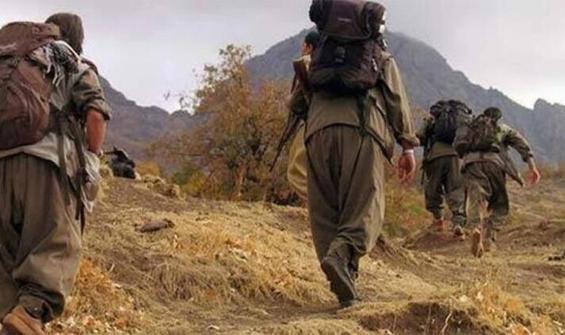 İçişleri: Terör örgütü PKK'da çözülme devam ediyor