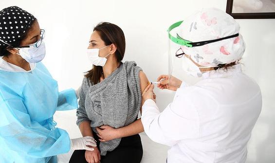 Koronavirüs aşısı olanların sayısı 660 bini geçti
