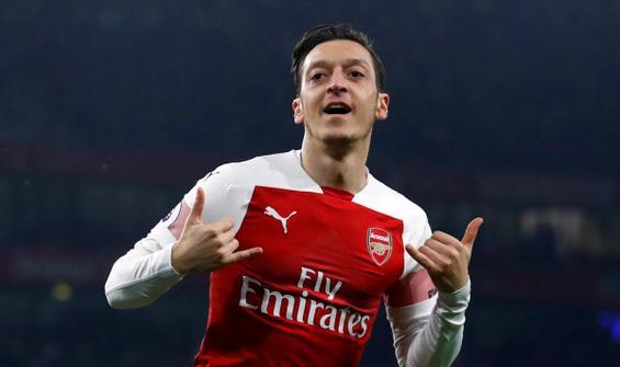 Mesut Özil ve Arsenal sözleşme feshi konusunda anlaştı