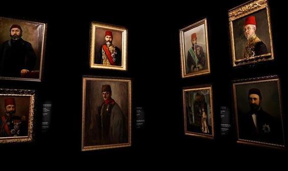 Milli Saraylar Resim Müzesi ziyarete açıldı