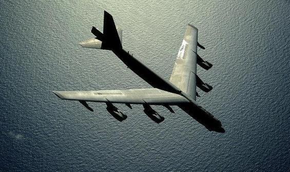 ABD bombardıman uçağı Basra Körfezi'ne geçti