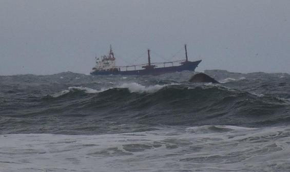 Karadeniz'de kuru yük gemisi battı: 6 mürettebat kurtarıldı