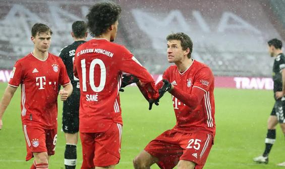 Bayern Münih haftayı kayıpsız geçti