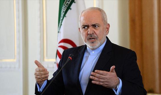 İran Dışişleri Bakanı Zarif'ten Fransa'ya tepki