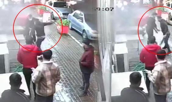 Haraç alamadığı restoran sahibini bıçakladı