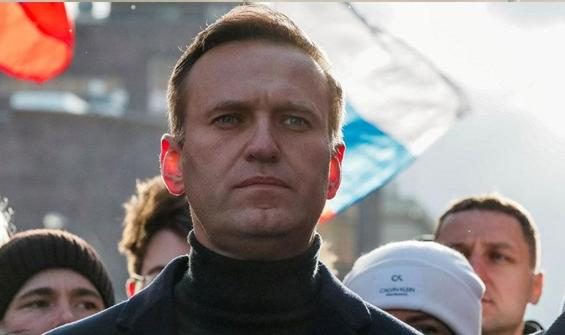 Rus muhalif lider Navalny, Moskova'da gözaltına alındı