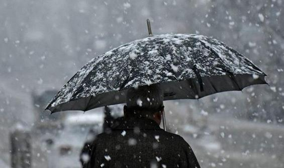 İstanbul'a son dakika kar yağışı uyarısı!