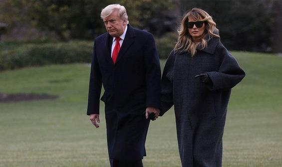 Beyaz Saray'ı boşaltıyor! Trump'ın adresi belli oldu