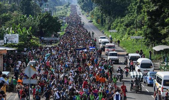 """Biden yönetiminden göçmenlere: """"Şimdi gelmeyin"""""""