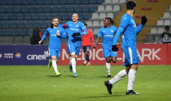 Erzurumspor'dan kritik galibiyet