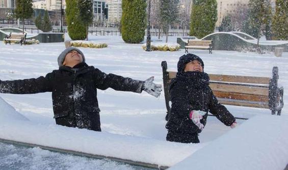 """Çağrı merkezini arayan çocuk: """"Karları kaldırmayın"""""""