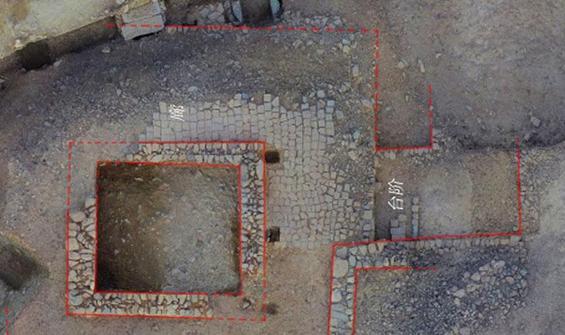 Çin'de antik Budist tapınağının kalıntıları bulundu