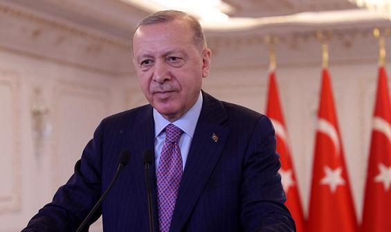 Cumhurbaşkanı Erdoğan'dan '2023 seçimi' mesajı
