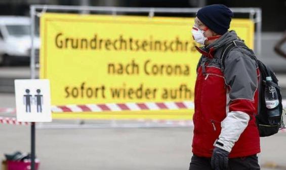 Almanya'da 3 milyon euroyu aşkın karantina ihlali cezası