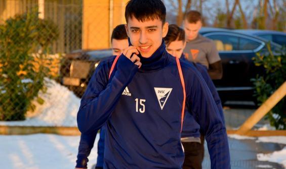Beşiktaş'ın genç oyuncusu Macar ekibinde deneniyor
