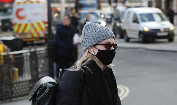 Birleşik Krallık'ta nüfusun en az yüzde 10'u virüsü atlattı