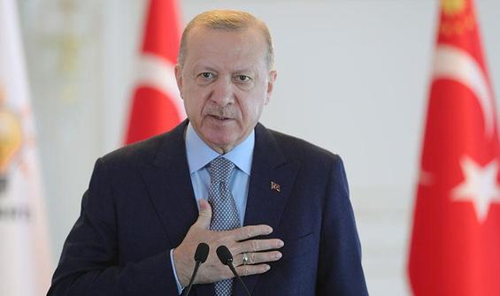 Erdoğan'dan ekonomi ve hukukta reform açıklaması