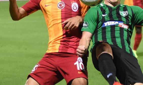 Galatasaray ile Denizlispor 41. randevuda