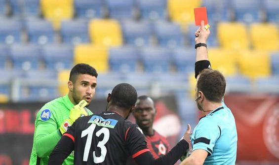 Munir'in cezasına 1 maçlık indirim