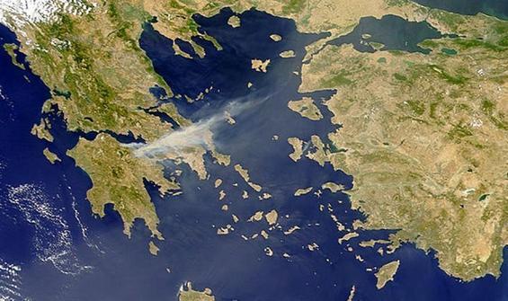 Yunanistan Girit'in doğusunda kara sularını genişletecek
