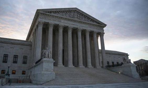 ABD Yüksek Mahkemesinde asılsız bomba ihbarı