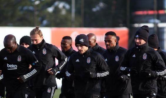 Beşiktaş'ın Fatih Karagümrük maçı kadrosunda 3 eksik