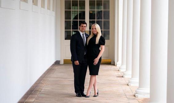 Beyaz Saray son gün: Trump'ın kızı Tiffany nişanlandı
