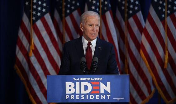 """Biden: """"Amerika'da yeni bir gün"""""""