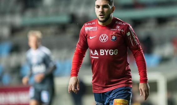 Faslı forvet 1 yıl aradan sonra Süper Lig'e döndü