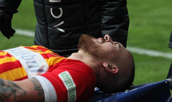Kayserispor'a Rumen golcüsünden kötü haber
