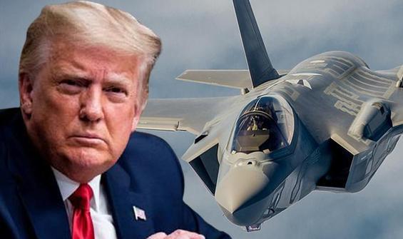 Görevinin son gününde BAE'ye F-35 savaş uçağı onayı!
