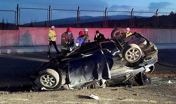 Tuzla'da feci kaza! Sürücü hayatını kaybetti